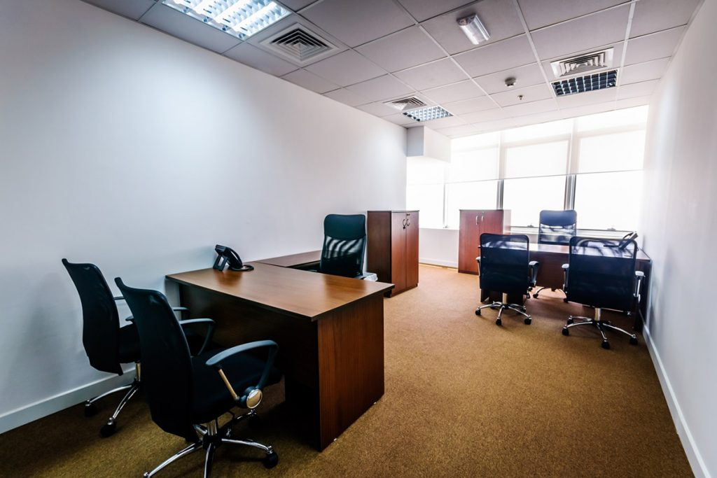 serviced offices - Park Avenue DMCC